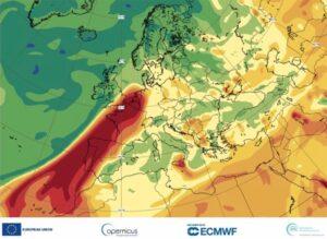 Emisiones del volcán de La Palma en Europa y el Caribe monitorizadas por Copernicus - COPERNICUS