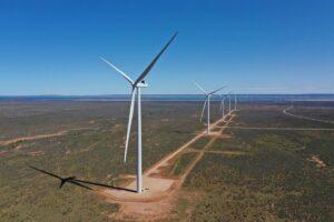 Aerogenador en Port Augusta - IBERDROLA
