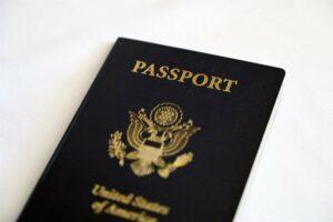 Pasaporte de Estados Unidos - DAVID BECKER / ZUMA PRESS / CONTACTOPHOTO