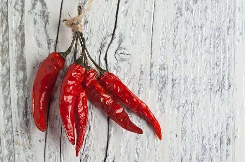 La capsaicina de la pimienta tiene maravillosos efectos anti-obesidad