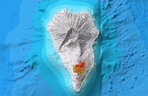 Actividad sísmica en el sur de La Palma - IGN